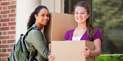 Learn to save money using storage for college students | Fortress