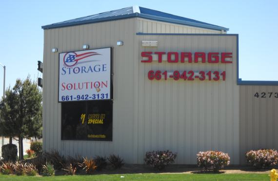 Storage Units Lancaster/42738 4th Street East