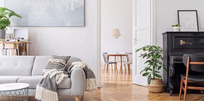 Declutter a single surface in your home to start the process | Stor-Mor