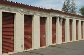 Storage Units Roseville/715 Cirby Way