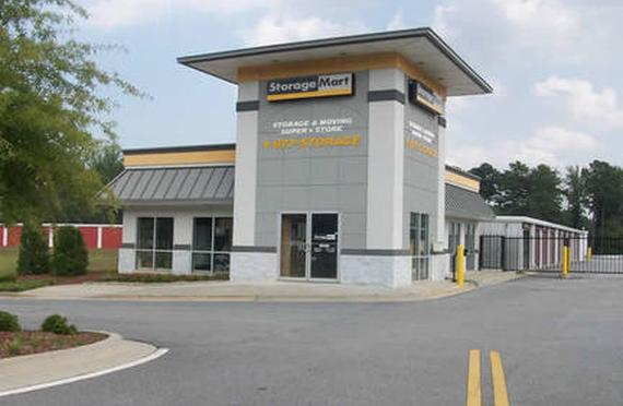 Storage Units Lawrenceville/794 Scenic Highway