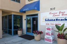 Storage Units Solana Beach/537 Stevens Ave W & Smart Self Storage of Solana Beach - 537 Stevens Ave W Solana Beach ...