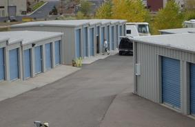 Storage Units Colorado Springs/6125 Mark Dabling Boulevard