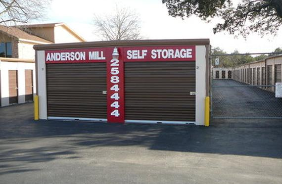 Storage Units Austin/9813 Anderson Mill Road