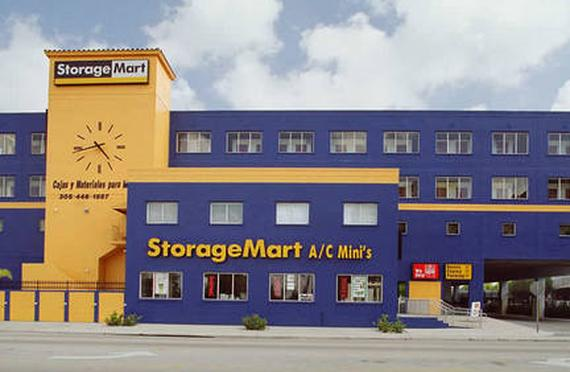 Storage Units Miami/4920 Northwest 7th Street