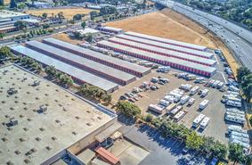 Storage Units Rancho Cordova/11055 Folsom Blvd
