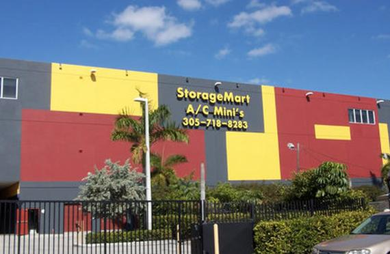 Storage Units Miami/9925 Southwest 40th Street