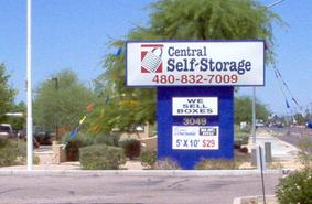 Storage Units Mesa/3049 East McKellips Road