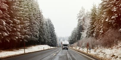 Draining or winterizing your water is essential for RV living in the winter   Uncle John's