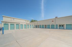 Storage Units Modesto/1234 McHenry Ave