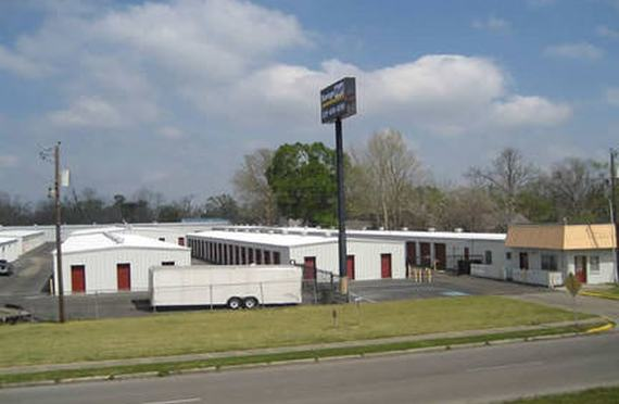 Storage Units Lake Charles/1515 Church Street