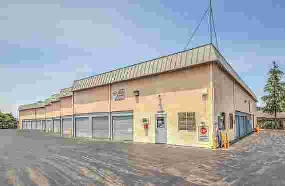 Valley Self Storage in Livermore, CA