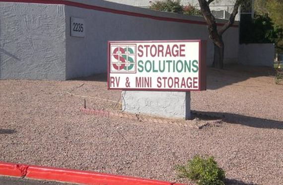 Storage Units Tempe/2235 West 1st Street & A u0026 S Storage Solutions - 2235 West 1st Street Tempe AZ ...