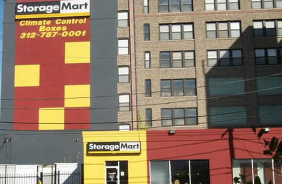Ordinaire Storage Units Chicago/1015 North Halsted Street