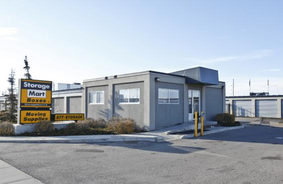 Storage Units Calgary/11807 40 Street Southeast