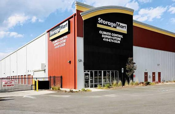 Storage Units Gambrills/1110 State Route 3 N