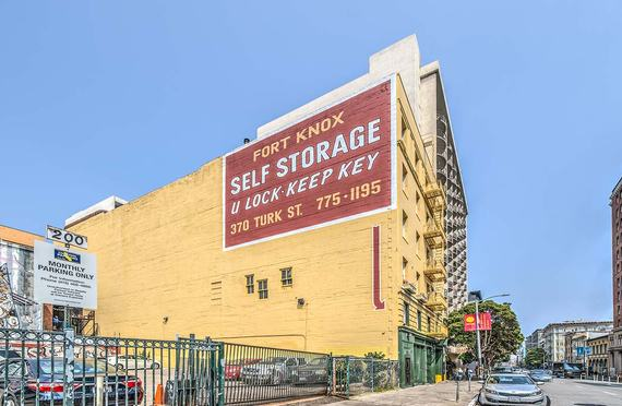 Storage Units San Francisco/370 Turk Street