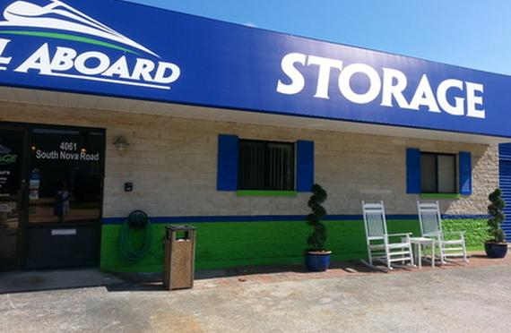 Storage Units Port Orange/4061 S Nova Rd