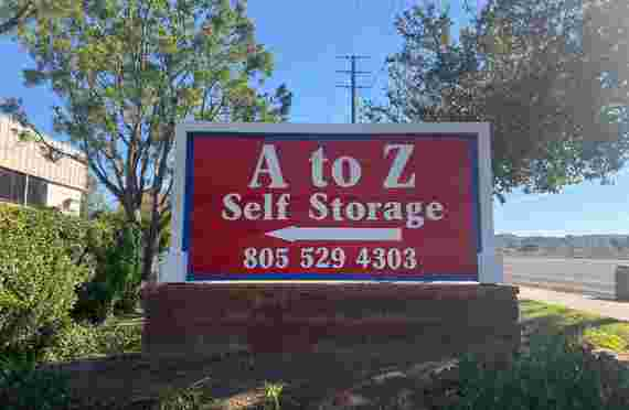 A To Z Self Storage Moorpark