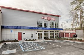Storage Units Savannah/2180 Benton Blvd