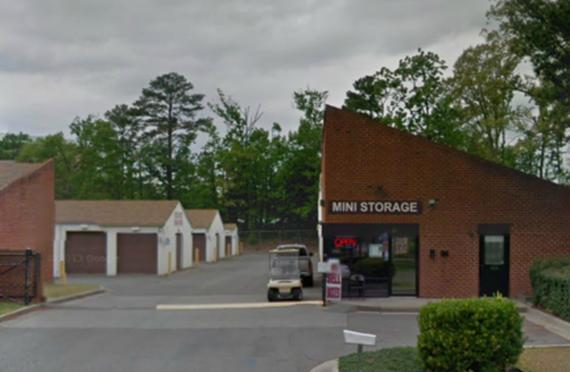 Storage Units Richmond/3950 Deep Rock Road