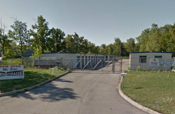 Storage Units Williamsville/385 Lawrence Bell Drive