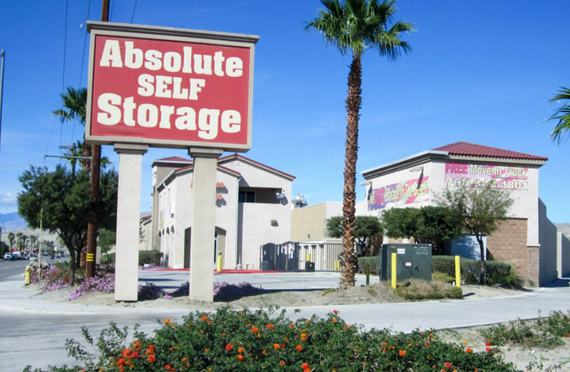 Storage Units Thousand Palms/72450 Varner Road