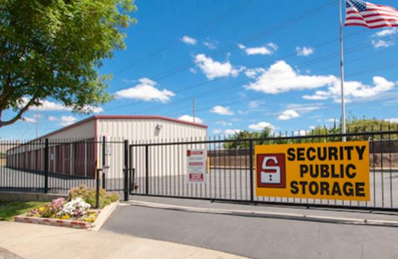 Storage Units Ceres/3032 Dale Ct