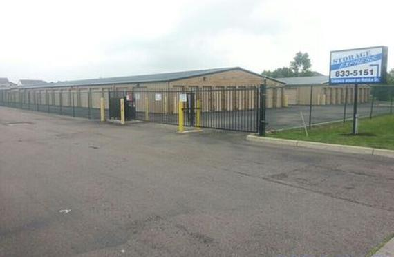 Storage Units Columbus/5621 Chatterton Rd