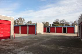 Genial Storage Units Roseville/998 Washington Blvd