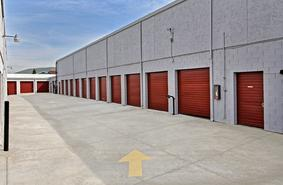 Storage Units Concord/5115 Clayton Road
