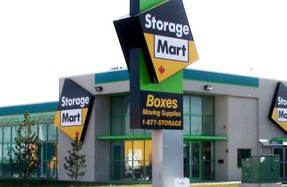 Storage Units Calgary/1111 42 Avenue Southeast