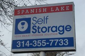 Storage Units Spanish Lake/1740 Parker Road