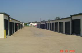 Storage Units Terrell/161 Business Circle