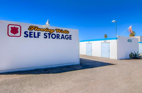 Storage Units Tucson/4155 N Flowing Wells Rd