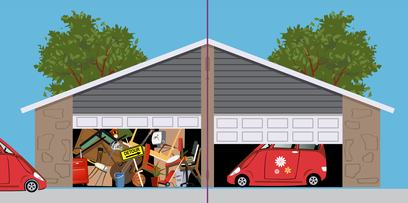 Is Your Garage the Best Storage Solution?