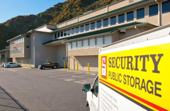 Storage Units Daly City/1101 Carter St