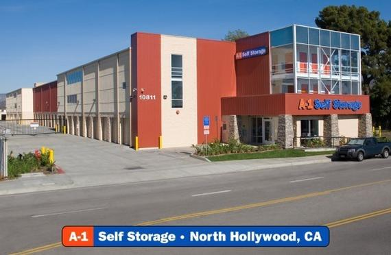 Storage Units North Hollywood/10811 Vanowen St