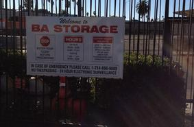 Storage Units Los Angeles/620 N Heliotrope Dr