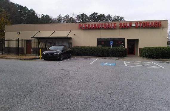 Storage Units Atlanta/3810 Pleasantdale Rd & Pleasantdale Self Storage - 3810 Pleasantdale Rd Atlanta GA ...