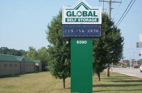 Storage Units Merrillville/6590 Broadway