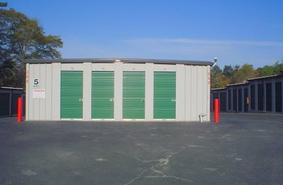 Storage Units Canton/2820 Holly Springs Parkway