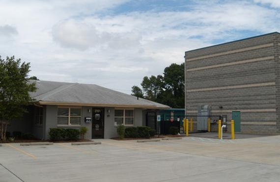 Storage Units Chesapeake/2151 South Military Highway