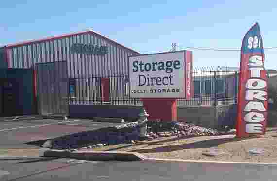 Storage Direct Marana street view
