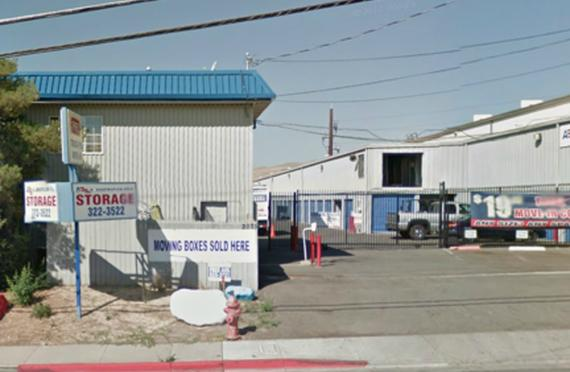 Storage Units Reno/2075 Valley Road & A-American Self Storage - Valley Rd - 2075 Valley Road Reno NV ...
