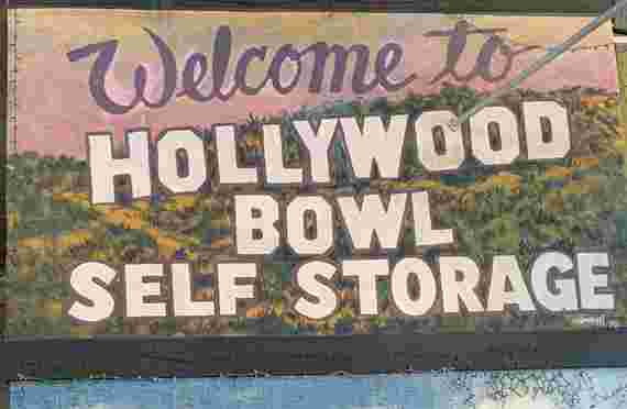 Welome To Hollywood Bowl Self Storage Image