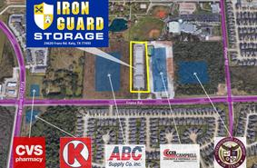 Storage Units Katy/24620 Franz Rd
