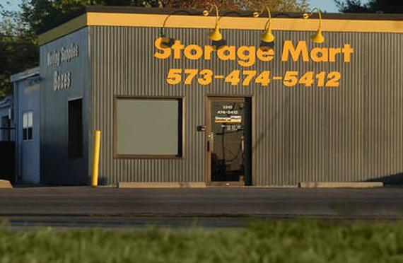 Storage Units Columbia/2310 Paris Road