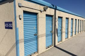 Storage Units San Antonio/2626 Harry Wurzbach Road