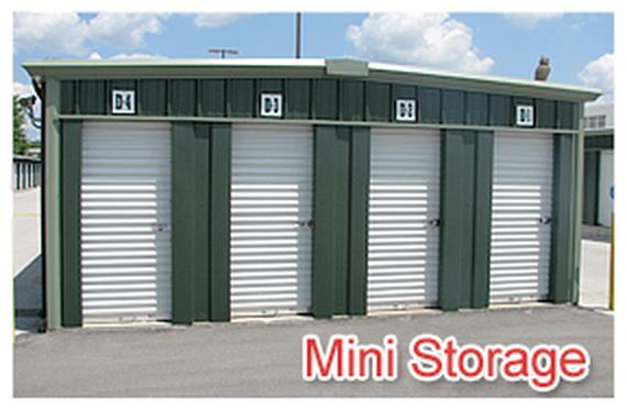 Storage Units Crossville/1872 West Ave & Central Storage - 1872 West Ave Crossville TN | StorageFront.com